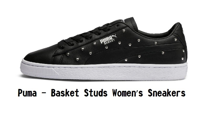 Puma - Basket Studs Women's Sneakers