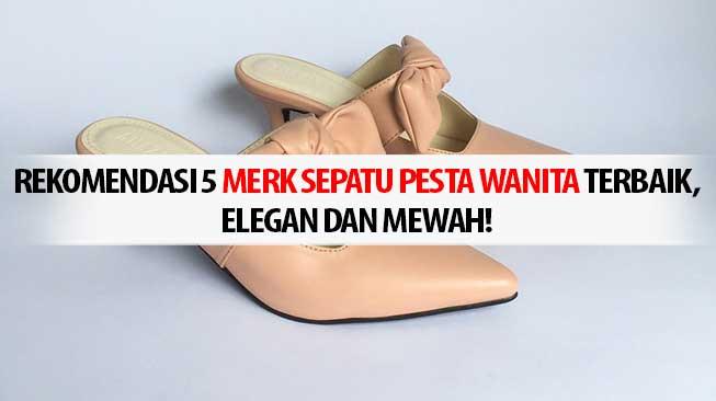 Sepatu pesta wanita